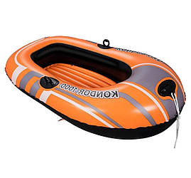 Одноместная надувная лодка Bestway, Condor 1000, 155х93 см