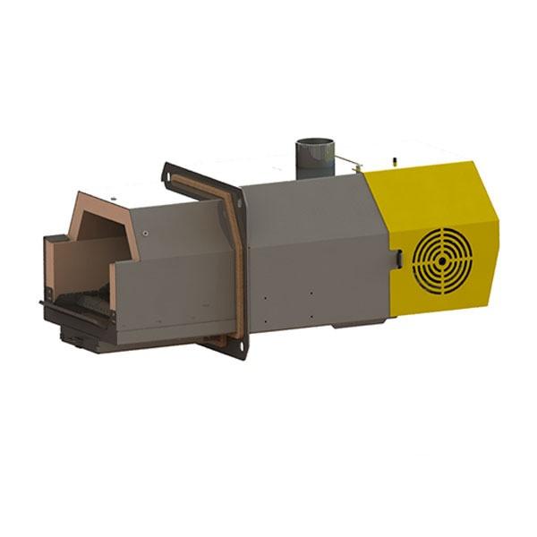 Пеллетная горелка Kvit Optima P 150 кВт
