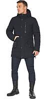 Куртка – воздуховик зимний для мужчин цвет синий модель 20140, фото 1