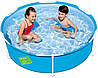Bestway 56283BW, каркасный детский бассейн, 152х38см