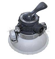 Intex 11721, Шестиходовой клапан для песочного фильтр-насоса Intex 28644, фото 1
