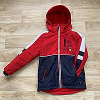 Осенняя курточка для мальчика 5-6 лет. Венгрия - Grace