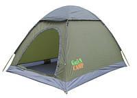 Green Camp 1503-green-camp, палатка 2-х местная, фото 1