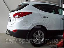 Фаркоп Hyundai IX35 2010- (Хундай ІКС 35), фото 3