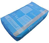 Euromineral 08-12-25, песок кварцевый для фильтров бассейнов. Фракция 0.8-1.2 мм, 25 кг