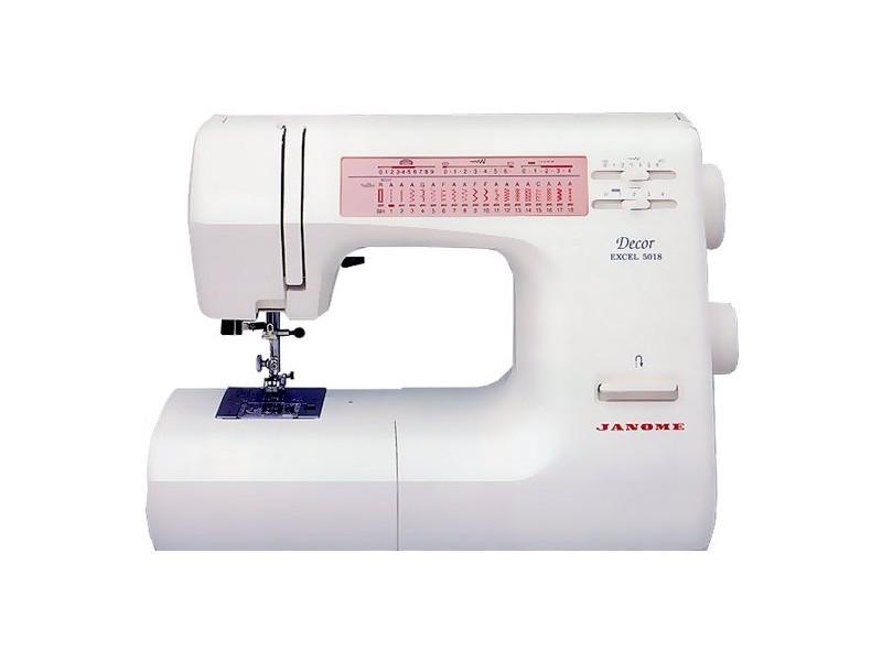 Швейная машина Janome 5018