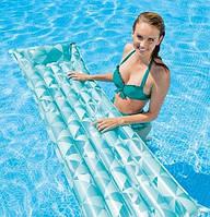 Intex 59712, надувной матрас для плавания, фото 1