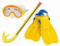 Intex 55954, набор для плавания, размер S, 3-8лет, фото 1