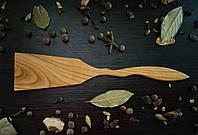 Кухонна Лопатка з натурального дерева