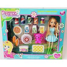Набір лялька + комплектуючі