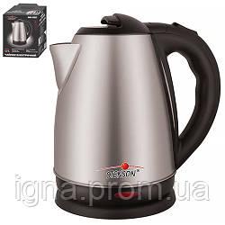 Чайник електричний 1.7 л 1800W ME-3317 (12шт)