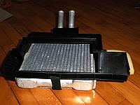 Оригинальный радиатор печки 96731949 СЕНС в сб с модулем кондиционера 611892. Радиатор отопителя Ланос Genuine