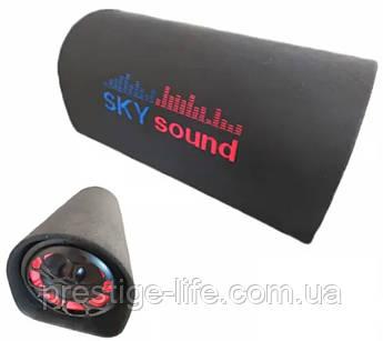 Автомобильный Сабвуфер SKY Sound SS-8SUB 800W с усилителем и Bluetooth