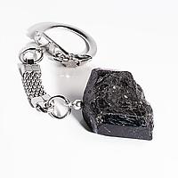 Брелок с шерлом черным турмалином, 134БШ