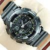 Практичные наручные спортивные часы Casio Shors GA-100 Black 709