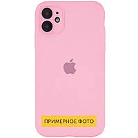 "Чехол Silicone Case Square Full Camera Protective (AA) для Apple iPhone 11 Pro (5.8""), фото 1"