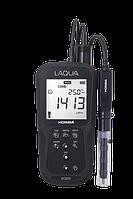 Портативний кондуктометр/TDS-метр/солемір HORIBA LAQUA EC220 (з підключенням до ПК)