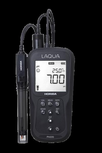 PH-метр HORIBA LAQUA PH220 (з підключенням до ПК)