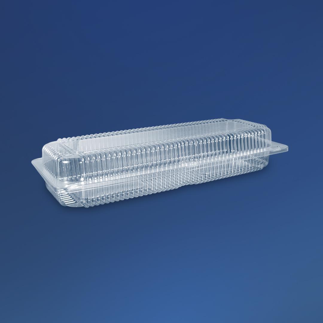 Універсальна упаковка для їди ПС-130 1650 мл, 325х125х56 мм, 350 шт/ящ.