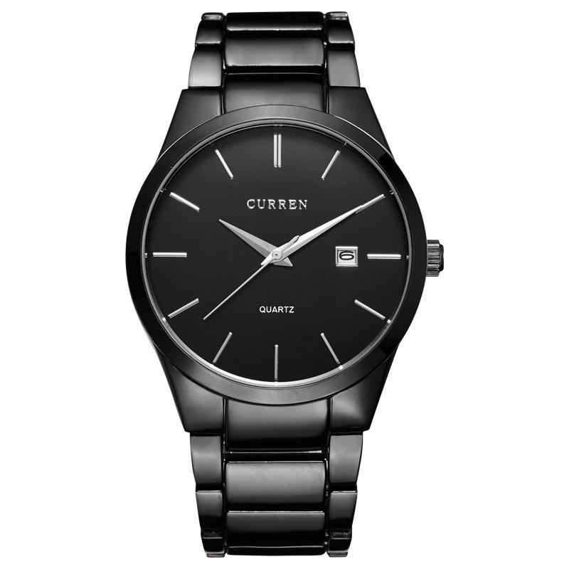 Часы Мужские Curren 8106 All Black