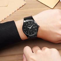 Часы Мужские Curren 8106 All Black, фото 3