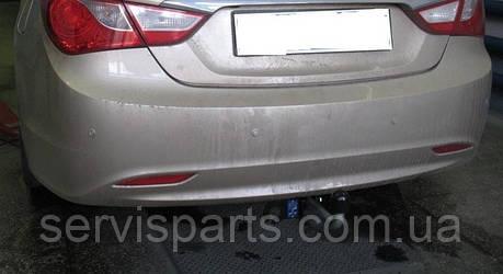 Фаркоп Hyundai Elantra 2011-, фото 2