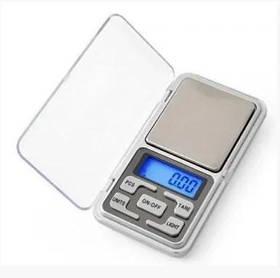 Карманные ювелирные весы Domotec ACS MS-1724 500g/0.1g с подсветкой