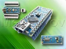 Arduino NANO V3.0 Atmega168p CH340
