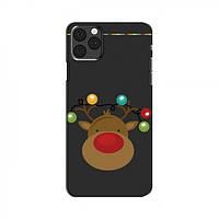 Чехлы с картинкой (Рождественские) для iPhone 11 Pro (AlphaPrint), фото 1