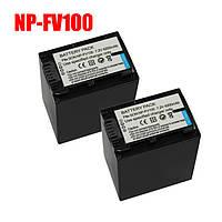 Аккумулятор NP-FV100 видеокамер SONY - 4200 ma