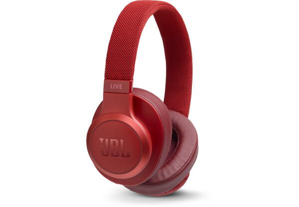 Bluetooth-наушники JBL Live 500BT Red