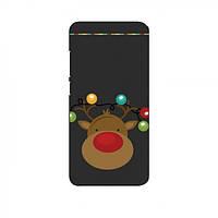 Чехлы с картинкой (Рождественские) для Sony Xperia XA1 Ultra (AlphaPrint), фото 1