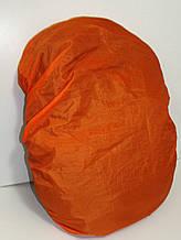 Чехол дождевик на рюкзак 35, оранжевый