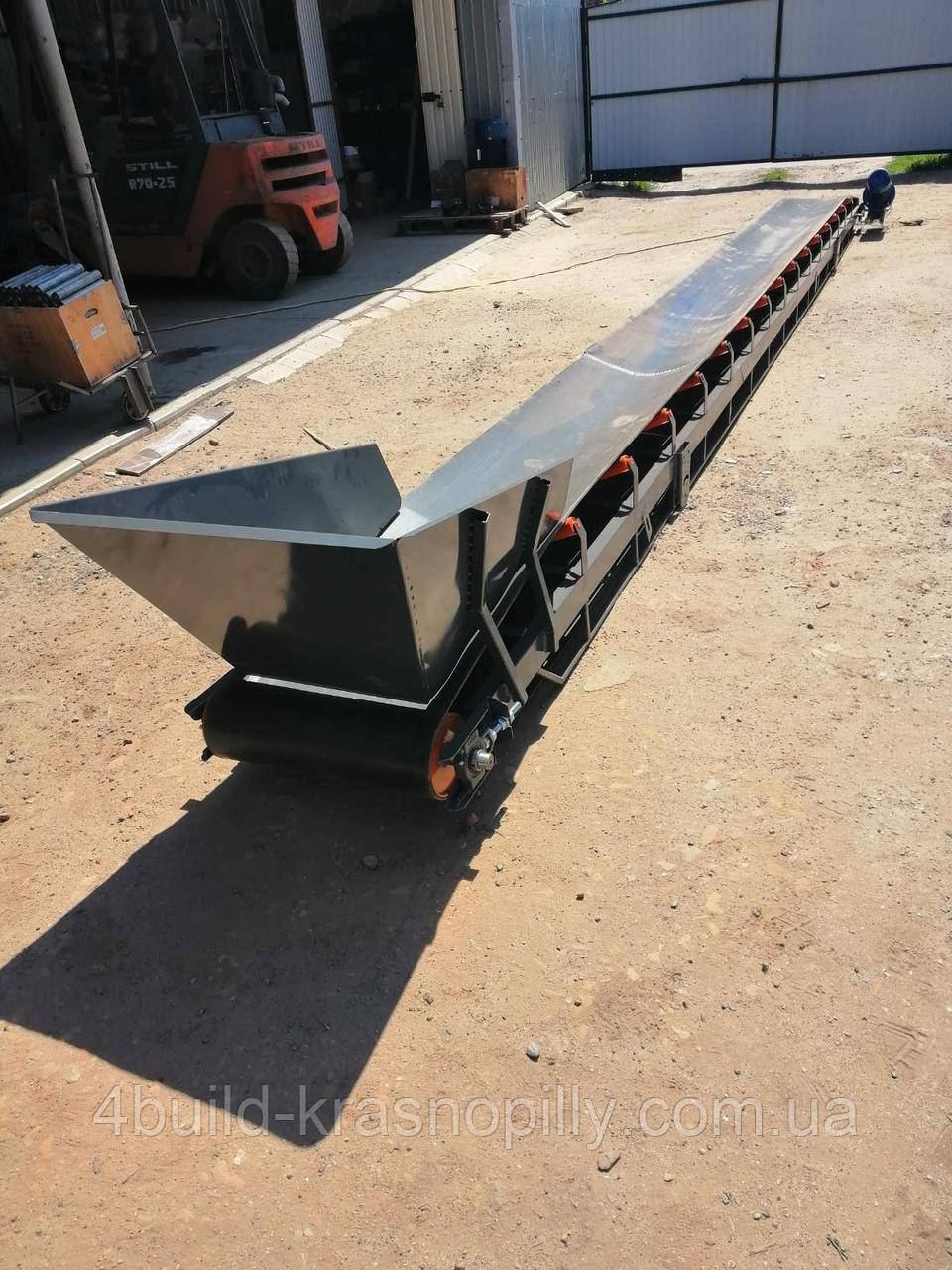 Транспортер ленточный лт 500 скребковый конвейер предназначен для