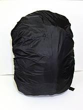 Чехол дождевик на рюкзак 35, чёрный