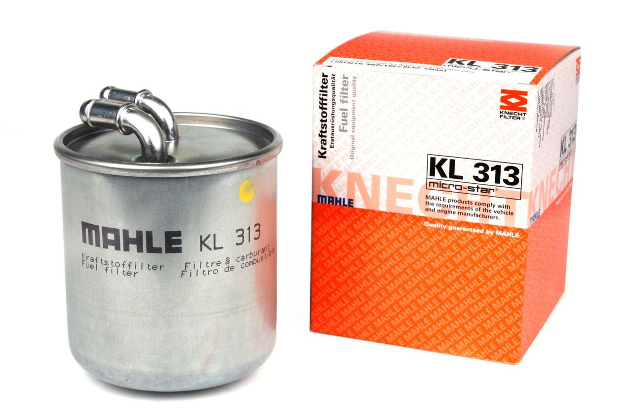 Топливный фильтр (без датчика, две трубки) MB Vito 638 2.2CDI -03 / MB Sprinter -06 KNECHT (Германия) KL313