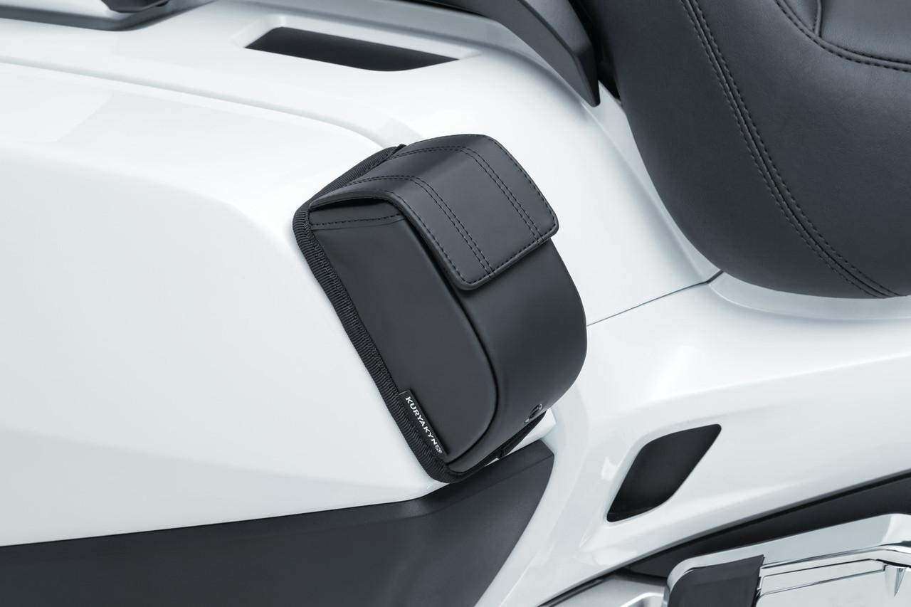 Накладні кишені на кришки бокових кофрів Kuryakyn 5797 для GL1800-2018