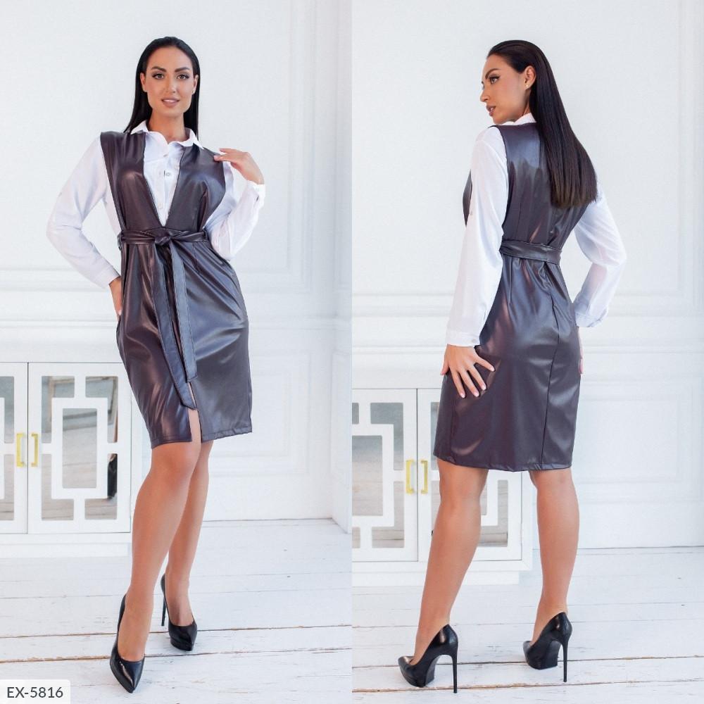 Платье EX-5816