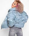Демисезонная женская куртка ТМ X-Woyz 8892 Размеры 42- 48, фото 6