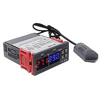 Терморегулятор - термостат цифровой, STC-3028, 220V