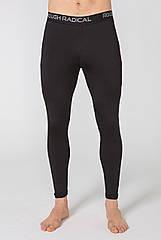 Мужские спортивные утепленные штаны Radical Sprinter M Черно-красные r0478, КОД: 1191700