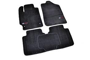 Килимки в салон ворсові для Toyota Camry (2006-2011) /Черн, Premium BLCLX1612