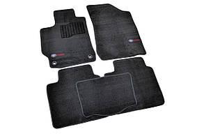 Килимки в салон ворсові для Toyota Camry (2011-) /Черн, Premium BLCLX1613