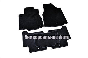 Килимки в салон для Nissan Murano (2008-2014) /Чорний ворс, Premium
