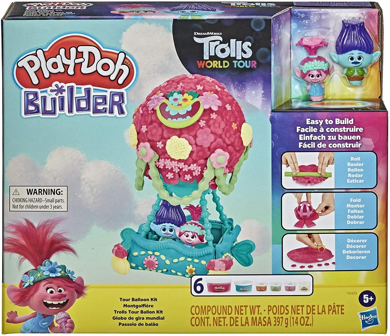 Набор для творчества Плей-До Буквы и языки Play-Doh Shape and Learn Letters and Language