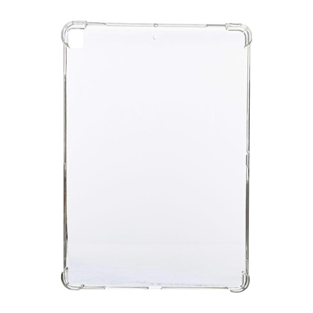 Чохол Silicone Clear for Apple Ipad 7/Ipad 2019/ Pro 2019/ 2020 (10.2-10.5) Колір Прозорий