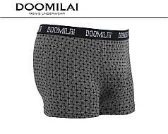 Чоловічі боксери стрейчеві з бамбука «DOOMILAI» Арт.D-01276