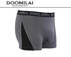 Чоловічі боксери стрейчеві з бамбука «DOOMILAI» Арт.D-01438, фото 3
