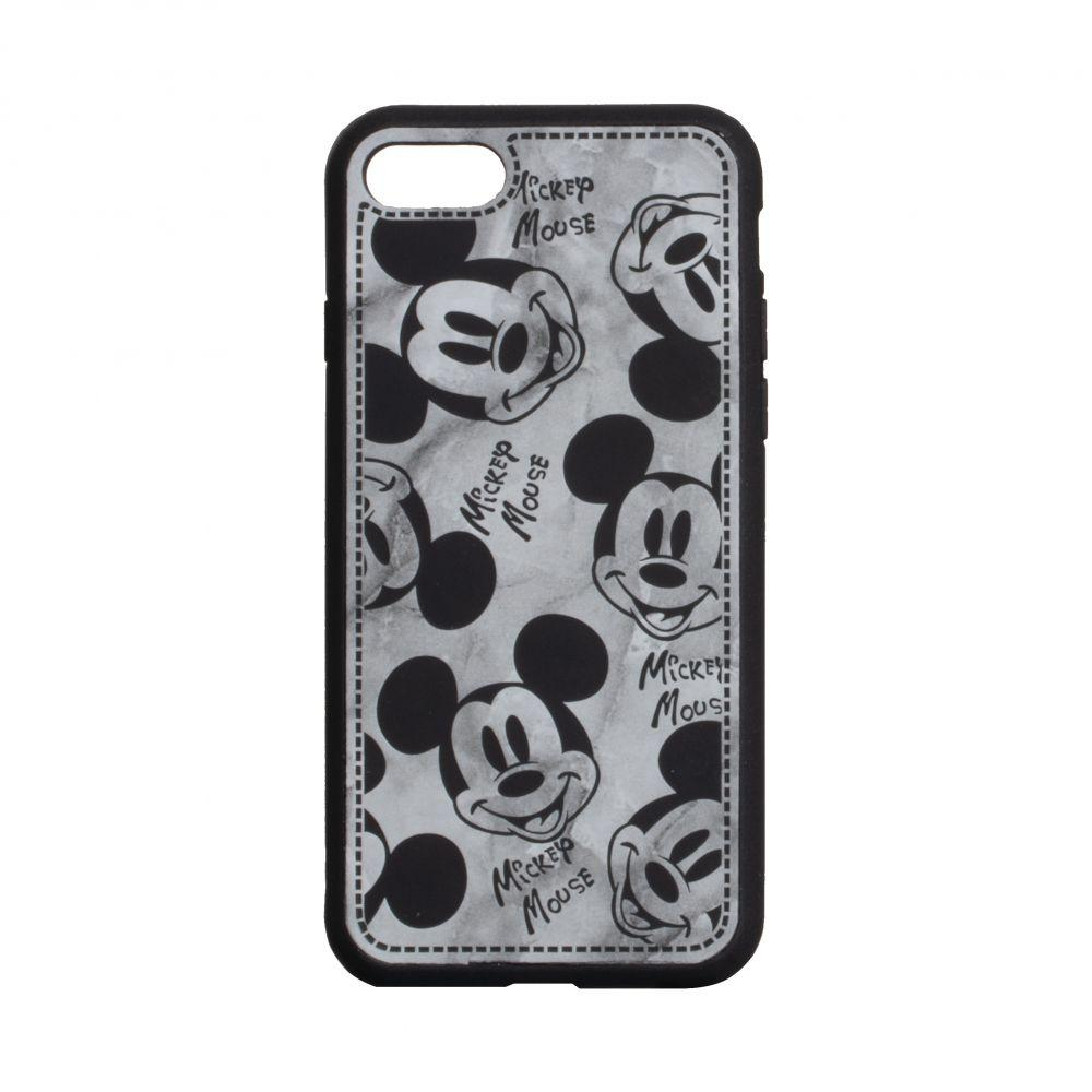 Чехол Mickey Color print for Apple Iphone 7 / 8 / SE 2020 Цвет Чёрный