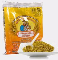 №4 Каша Самарський Здоровань пшенично-вівсяна з куркумою, льоном і розторопшею